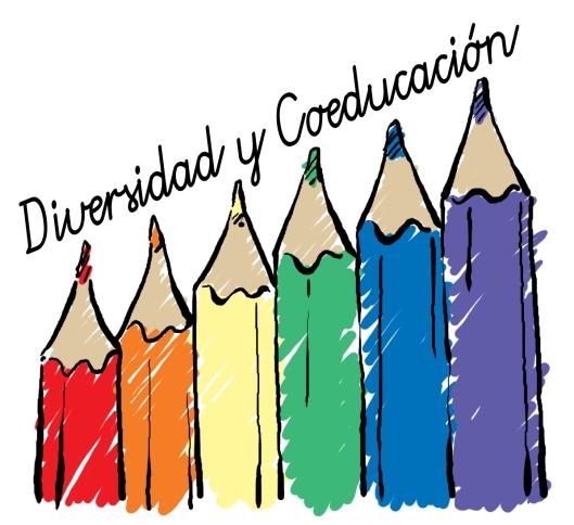Logo de Diversidad y Coeducación, de Susanna Martín