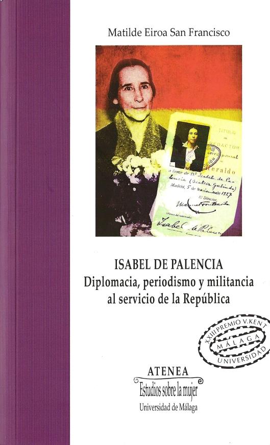 Portada Isabel de Palencia